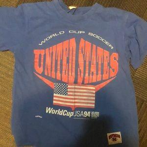 USA World Cup 1994 T-shirt